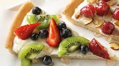 Fruit Pizza - looks delish for the summer
