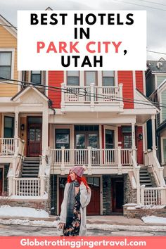This post will show you the very best Park City hotels for families. Don't stress on your upcoming family vacation with these great choices. Travel Route, Travel Usa, Travel Tips, Beach Travel, Budget Travel, Travel Ideas, Travel Inspiration, Park City Hotels, Hotels For Kids