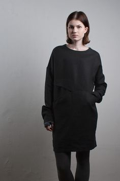 Sunnuntai: Cordyline tunic, hand made in Finland