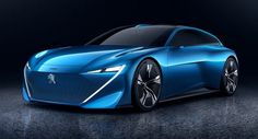 New Peugeot Instinct Concept Surfaces Ahead Of Geneva Motor Show