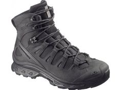 Salomon Quest 4D Forces® Black Schwarz Military Polizei Schuhe Boots