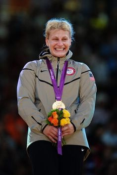 Kayla Harrison has just become the first American to win Olympic gold in judo. Go Team USA and congrats to Kayla