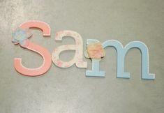 160 Best Wooden Letters For Nursery