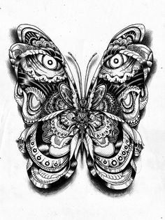 Cool ink butterfly !! This is my next tattoo but will tweak it up by adding my passions, symbols, life stories so its an open book of who I am of a person!!