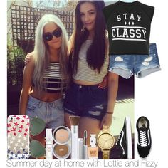 Summer day at home with Lottie and Fizzy by irish26-1 on Polyvore featuring moda, Zoe Karssen, rag & bone, Vans, Oasis, Casetify, Ray-Ban, PurMinerals and Topshop