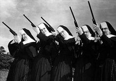 Danger nuns
