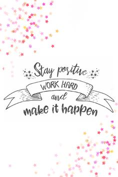 Stay positive motivational quote to start every day. #commissionlink #motivationalquote #inspirationalquote #lifequote #success #positive #workhard #svg