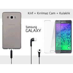 Samsung A7 Füme Silikon Kılıf  Kırılmaz Cam kulaklık 21,00 TL ve ücretsiz kargo ile n11.com'da! Kılıf fiyatı Telefon