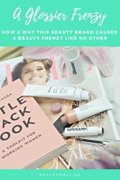 Glossier have revolutionised the beauty industry, but how? Why did everyone get in a fluster and flock to buy their holy grail products and how did they create such an impact? Read more: HayleyHall. Holy Grail Products, Balm Dotcom, Glossier, Beauty Industry, The Balm, Product Launch, Lifestyle, Create, Blog