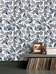 Anna Ekre - Blue Bird | Photowall.co.uk