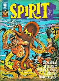 Image result for Pulp magazine covers with octopus or squid