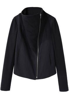 HELMUT Helmut Lang / Drape Neck Jacket