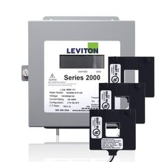 The Leviton Series 2000 line of revenue-grade meters meets all measurement and verification-based opportunities - including load management and LEED rating achievement. Designed to provide a simple and Current Transformer, Commercial Electric, Fort Collins, New Construction, Indoor, Simple, Greeley Colorado, Easy, Products