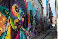 Toronto Canada Street Art