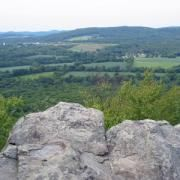 The NY/NJ Trail Conference - Point Mountain. Photo by Daniel Chazin.