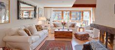 Huoneisto Arbgrat on 130 neliön ullakkohuoneisto talon neljännessä kerroksessa.