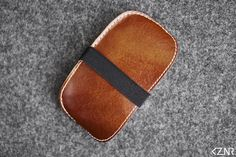 Leather Apple Magic Mouse Case Hand-made Chestnut Brown Leather Hand Wax, Apple Magic, Magic Mouse, Stitching Leather, Vegetable Tanned Leather, Chocolate Brown, Cow Leather, Color Show, Color Combinations