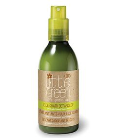Look at this #zulilyfind! Lice Guard Detangler by Little Green #zulilyfinds