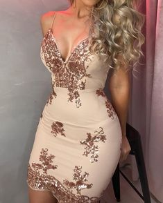 Shop Sexy Trending Bodycon Dresses – IVRose offers the best women's fashion Bodycon Dresses deals Hoco Dresses, Dresses For Teens, Trendy Dresses, Tight Dresses, Homecoming Dresses, Formal Dresses, Pastel Dresses, Party Dresses For Women, Trend Fashion