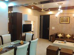 Small apartment living cum dining room | Home inspiration ...