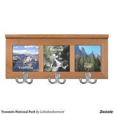Yosemite National Park Coat Racks