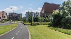A VISIT TO THE UNIVERSITY OF LIMERICK CAMPUS [] REF-105379 [The Streets Of Ireland]