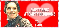 LOL. Marius Valentines are the best.