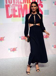 A top Fernanda Motta linda com uma marca australiana (Foto: Fábio Rocha/Gshow)