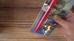 Распаковка мини удочки, USBудлинителя и мини микрофона