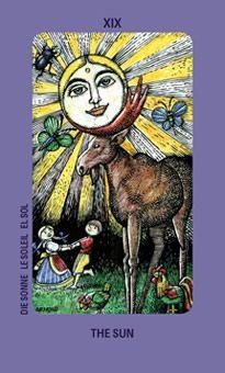 The Sun (Jolanda deck)