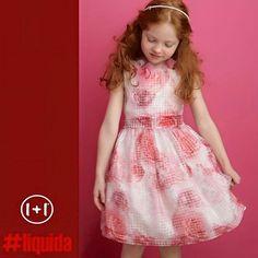 #liquida1mais1  Vestido Rosas da Realeza!