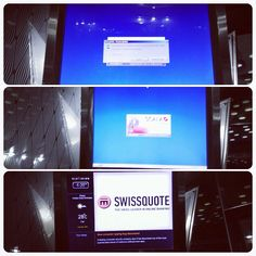Who is #rebooting middle of the day? #Elevision runs #Windows #Scala #DigitalSignage