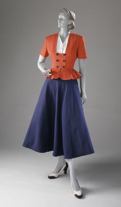 Ensemble  Kay Railson  1948  LACMA