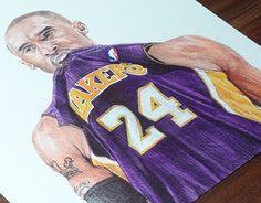 "Check out new work on my @Behance portfolio: ""Kobe Bryant Ballpoint Pen Drawing"" http://be.net/gallery/33472021/Kobe-Bryant-Ballpoint-Pen-Drawing"
