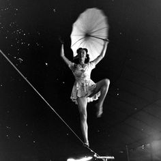 LIFE at the Circus: Behind the Scenes With Ringling Brothers, 1949 | LIFE.com, Nina Leen photographer
