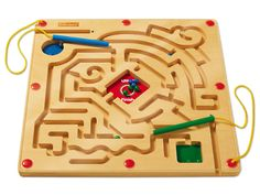 Race to the Finish! Magnetic Maze at Lakeshore Learning