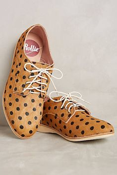 Rollie Nation Derby Oxfords