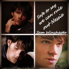 #Supernatural - Sam Winchester