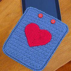 Capa para Tablet Coração