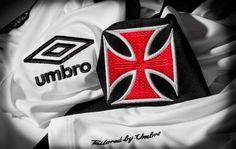 Nos detalhes: fornecedora mostra aperitivo da nova camisa do Vasco #globoesporte