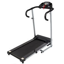 [$154.99 save 56%] Black 500W Portable Folding Electric Motorized Treadmill Running Fitness Machine #LavaHot http://www.lavahotdeals.com/us/cheap/black-500w-portable-folding-electric-motorized-treadmill-running/167095?utm_source=pinterest&utm_medium=rss&utm_campaign=at_lavahotdealsus