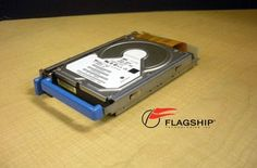 IBM 09L2209 9.1 GB 80 PIN SCSI Hot Swap SSA Hard Disk Drive 7133-8209