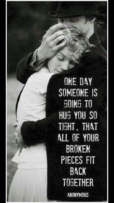 is the best hugger.