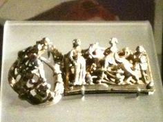Belt buckle 14th century