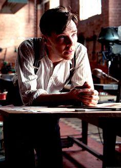 """Alan Turing / """"The Imitation Game"""""""