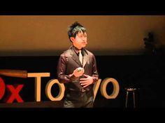 TEDxTokyo -Black - A Yo-Yo Story - [English] #Passion #YoYo\    after 5:29 min. the presentation