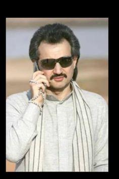 Saudi prince Al-Waleed Bin Talal Al-saud