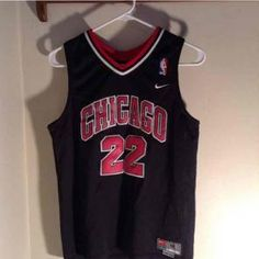 442e9a2d4 EXC NIKE Bulls Williams Jersey Size YM Things To Sell