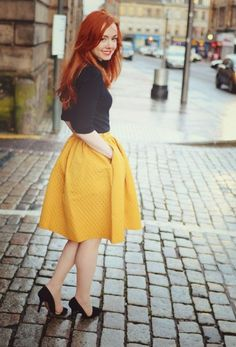 Vêtement vintage pour le printemps   10 conseils pour votre garde-robe! 7909537e4b34