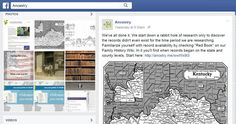 Utilize Facebook to find Pages and Groups where you can find communities related to genealogy, family trees, ancestry or a specific niche of family research
